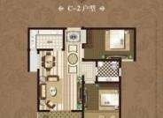 二居户型图